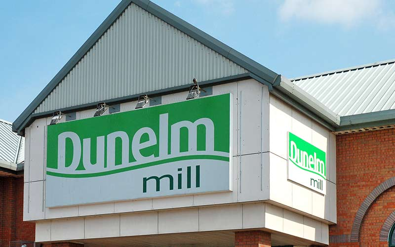 Dunelm Mill Store shop Blackpool based marketing agency Happy Creative use market research to define & streamline the furniture shoppers in-store sales journey and experience.