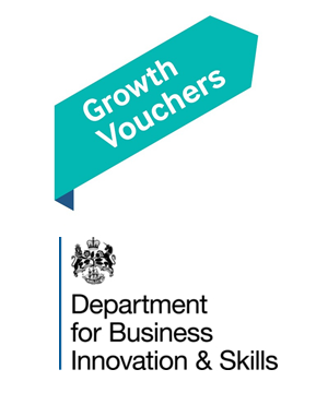 growth-vouchers Happy Creative's collective, work with local government helping SME's and regional businesses, via funding, to build a strategic marketing plan.