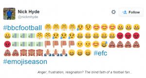 Nick EFC emoji