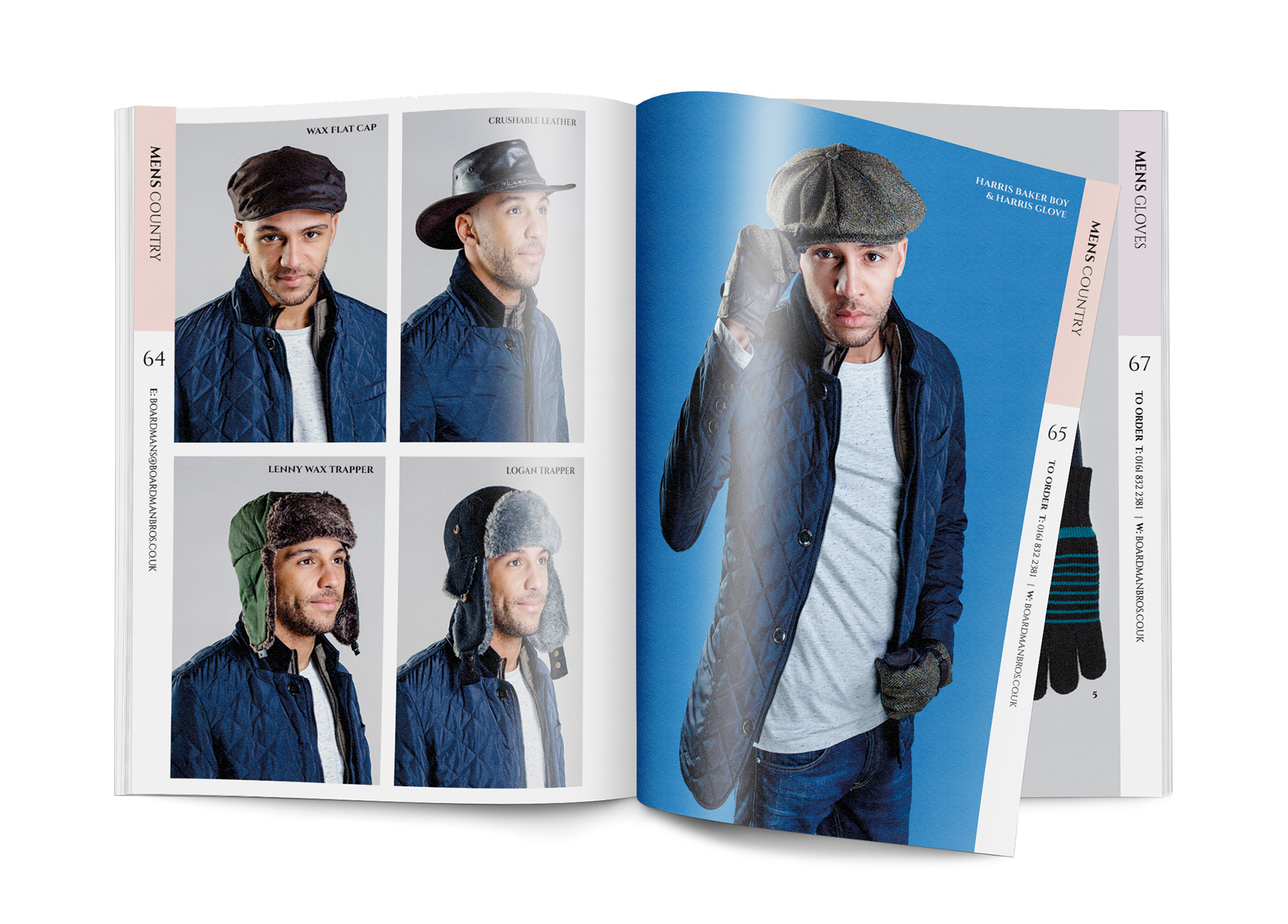 Catalogue Design – Boardmans