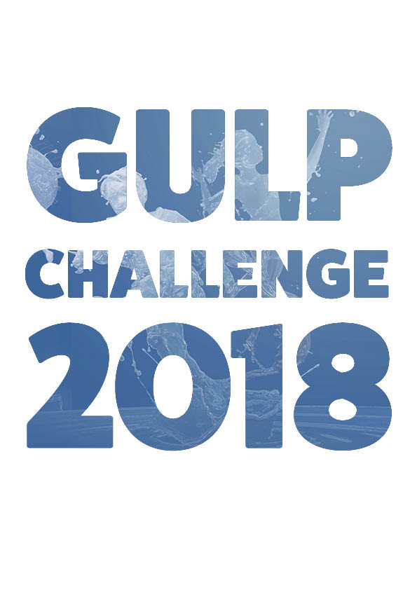 GULP Poster Design for Public Health Blackpool