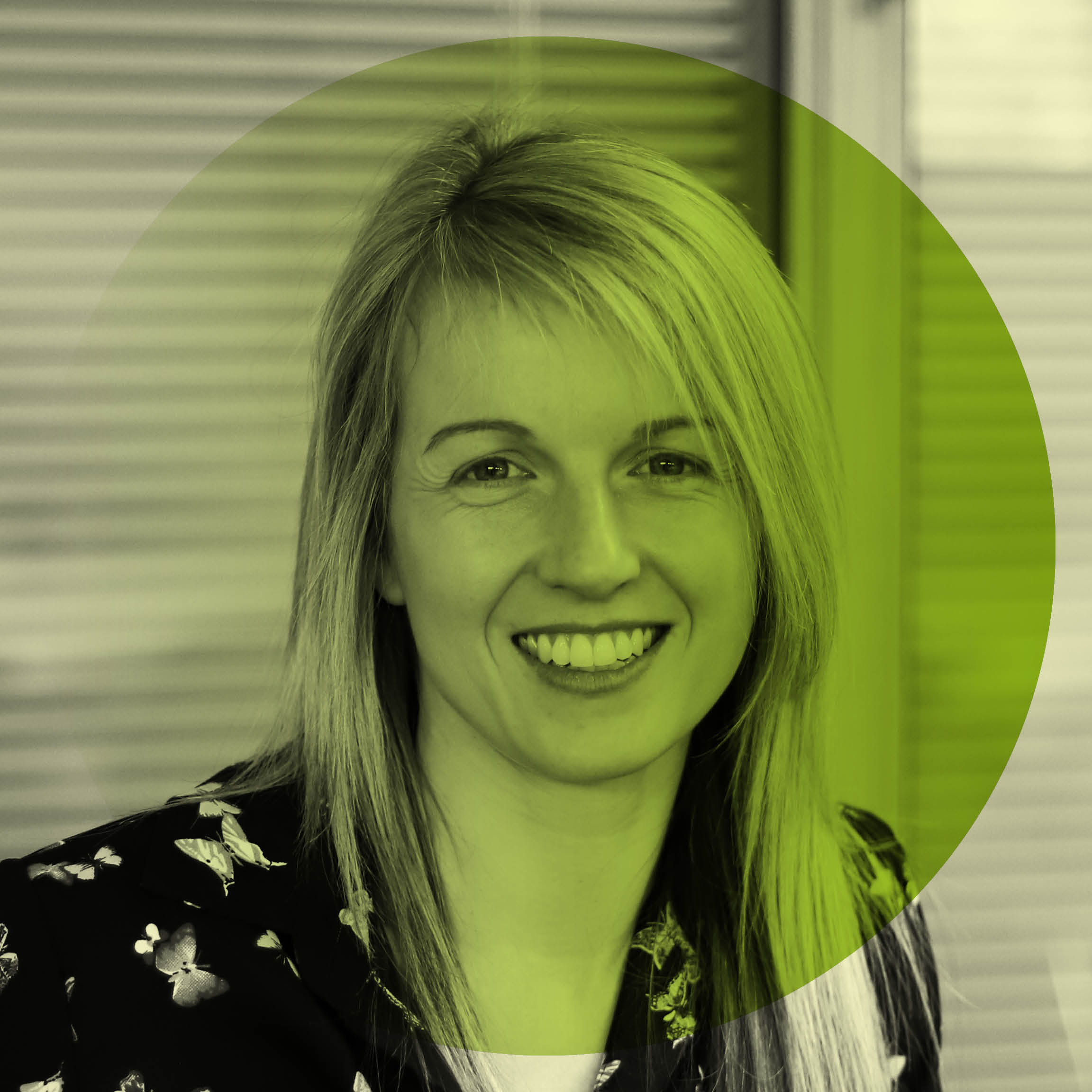 Jenny CLark, A Happy PR & Content Manager