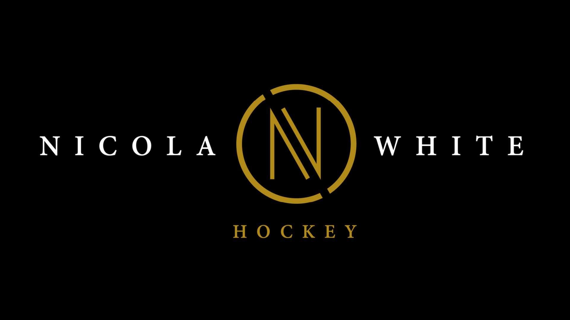 Nicola White Hockey Branding