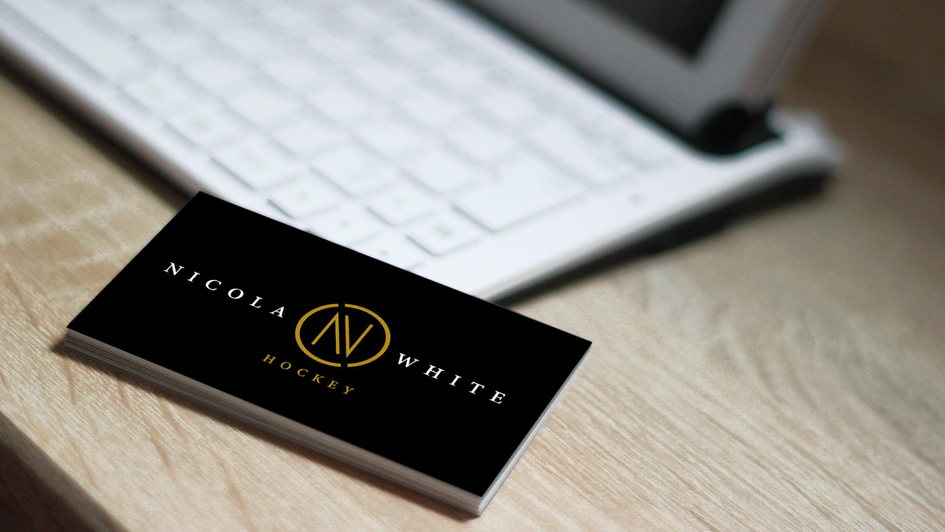 Nicola White Branding