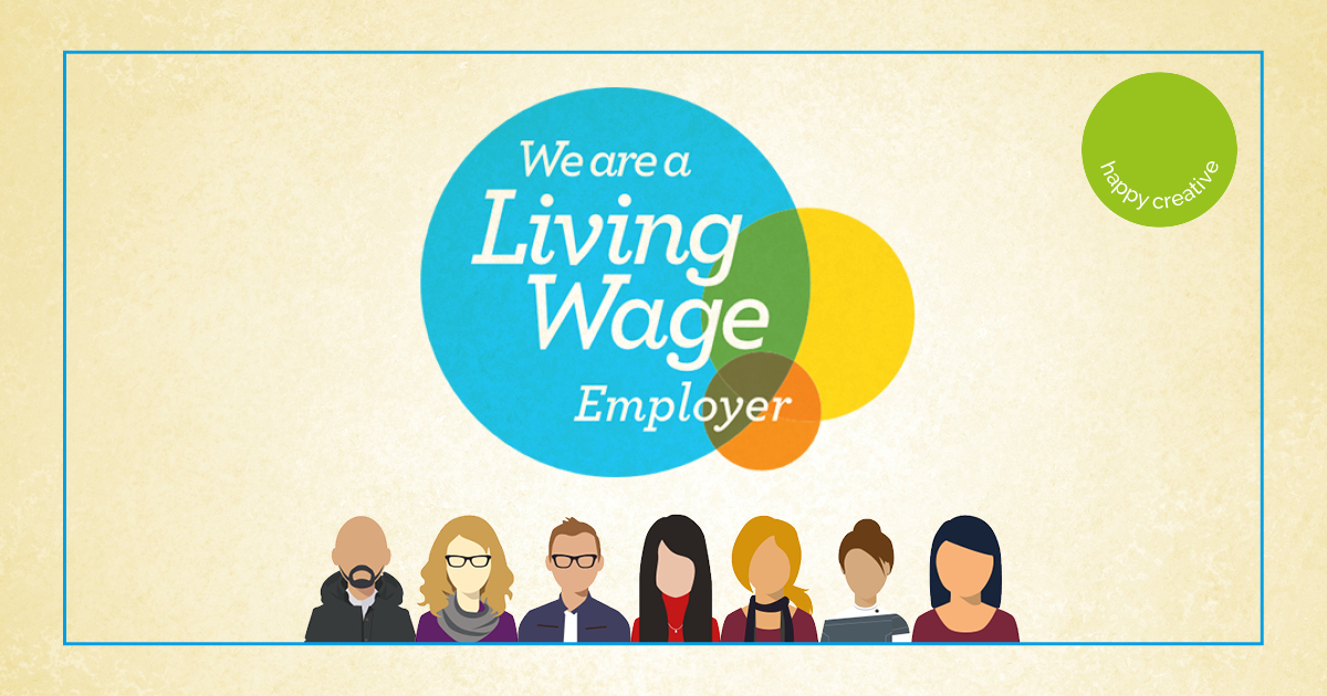 Living Wage Employer Graphic