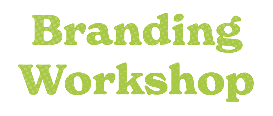 Branding Workshop Title